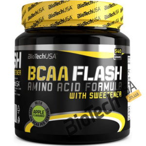 КупитьBCAA Flash (540 гр) от BioTech USA.