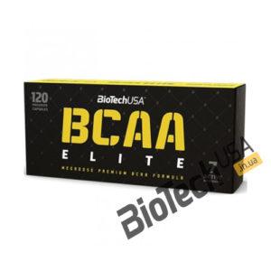 КупитьBCAA Elite (120 капсул) от Biotech USA