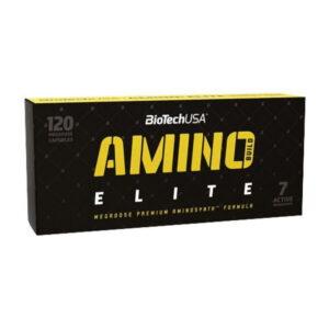 КупитьAmino Elite (120 капсул) от Biotech USA