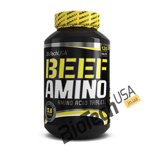 КупитьBeef Amino (120 таблеток) от BioTech USA