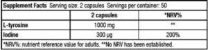 КупитьL-Tyrosine (100 капсул) от BioTech USA