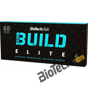 Купить CELL BUILD Elite (60 капсул) от Biotech USA.
