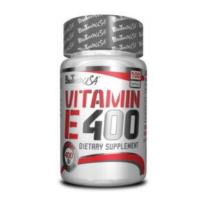КупитьVitamin E 400 (100 таблеток) от Biotech USA.