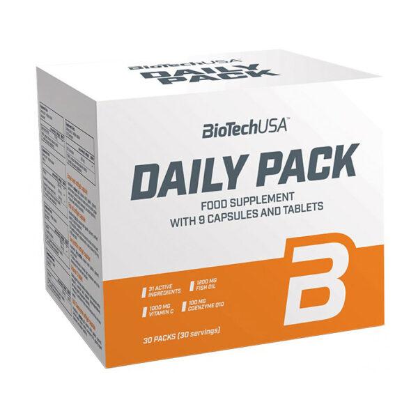 КупитьDaily Pack (30 пакетиков) от Biotech USA.