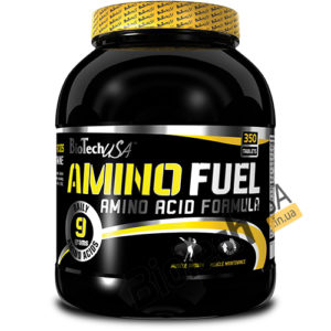 Купить Amino Fuel (120 таблеток) от BioTechUSA