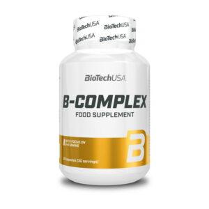 КупитьB-complex (60 таблеток) от BioTech USA