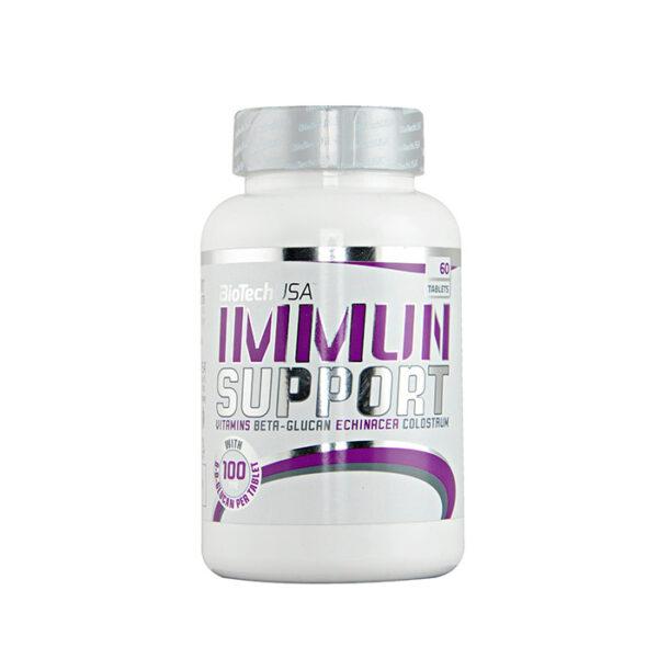 Купить Immun Support (60 таблеток) от Biotech USA