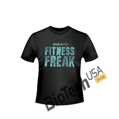 """Купить T-Shirt """"Fitness Freak"""" от BioTechUSA"""