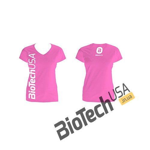 Купить T-Shirt Sweet Pink от BiotechUSA