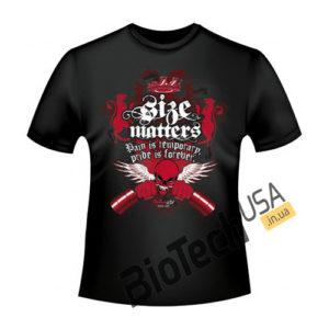 Купить T-Shirt Size Matters
