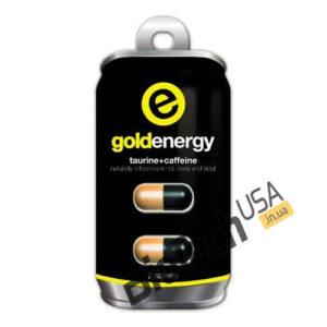 Купить энергетик Gold Energy (2 капсулы) от Biotech USA