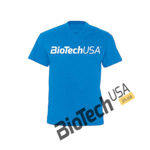 Купить T-Shirt for men от BioTechUSA.