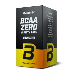 Купить Bcaa zero variety pack (20 саше) от BioTech USA