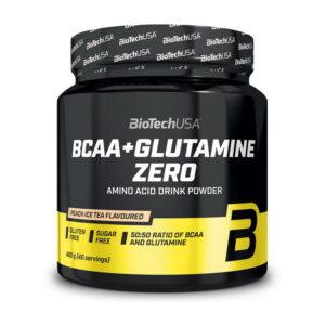 Купить BCAA + Glutamine ZERO (480 грам) от BiotechUSA