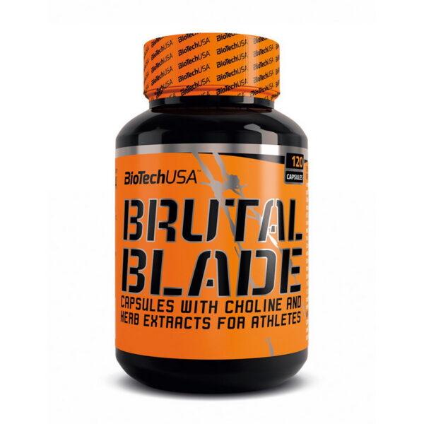 Купить жиросжигатель Brutal Blade (120 капсул) от BiotechUSA