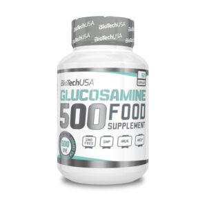 Купить Glucosamine 500 (60 капсул) для суставов от BiotechUSA