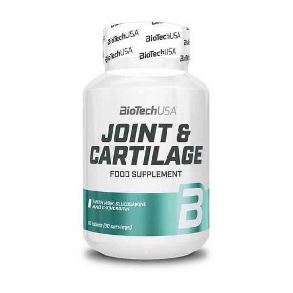 Купить Joint & Cartilage (60 капсул) для суставов от BiotechUSA