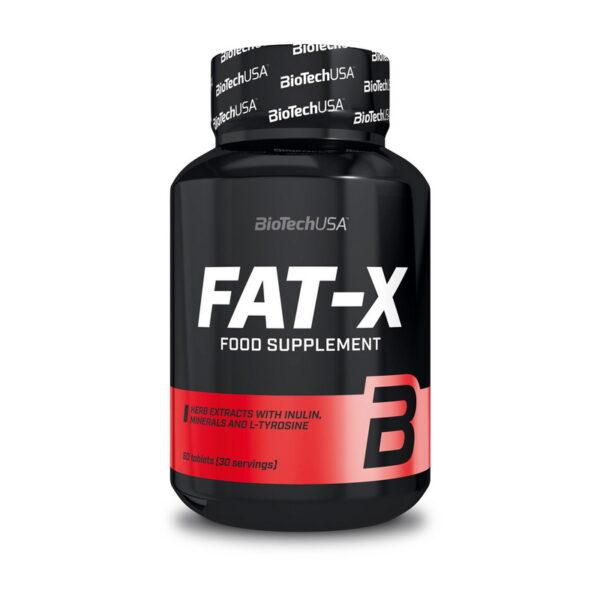Купить жиросжигатель FAT-X (60 таблеток) от BiotechUSA