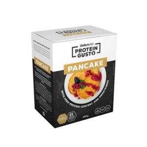 Купить заменитель питания Protein Gusto Pancake (480 гр) от BiotechUSA