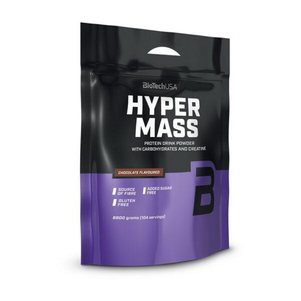 Купить гейнер Hyper Mass (6,8 кг) от BiotechUSA