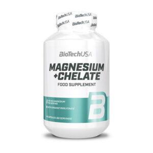 Купить витамины Magnesium + Chelate (60 капсул) от BiotechUSA