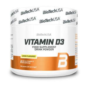 Купить витамины Vitamin D3 (150 гр) от BiotechUSA