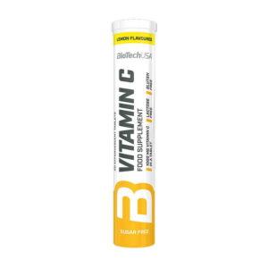 Купить витамины Vitamin C 1000 mg (20 таблеток) от BiotechUSA