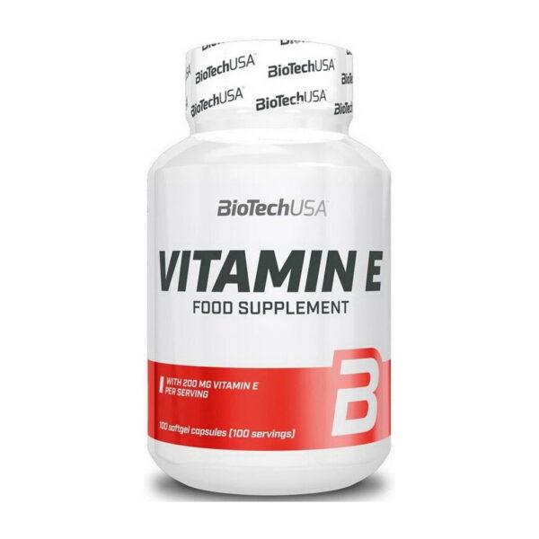 Купить витамины Vitamin E (100 капсул) от BiotechUSA