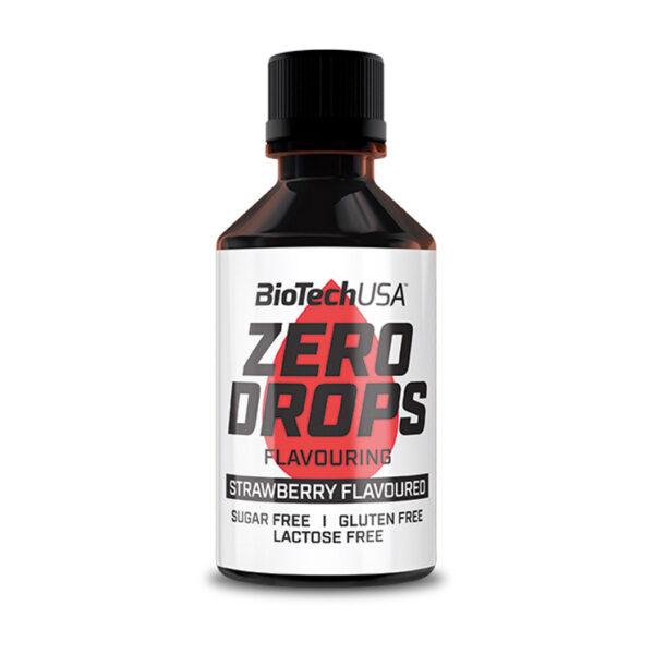Купить заменитель питания Zero Drops (50 мл) от BiotechUSA