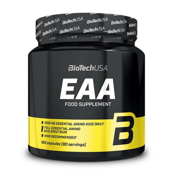 Купить аминокислоты EAA (360 капсул) от BiotechUSA