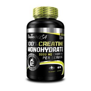 Купить 100% Creatine Monohydrate (100 гр) от BiotechUSA