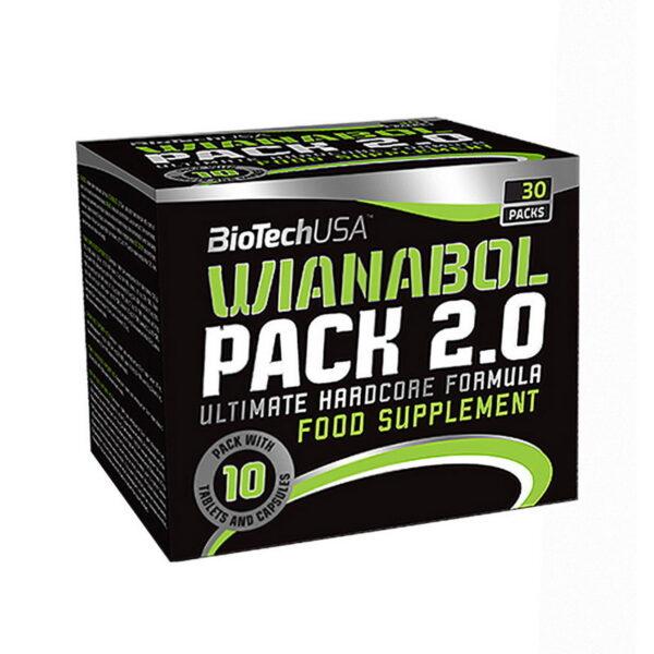 Купить Wianabol Pack 2.0 (30 упаковок) от BiotechUSA