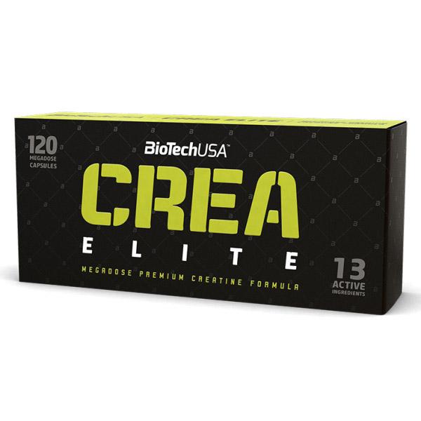 Купить CREA Elite (120 капсул) от BiotechUSA