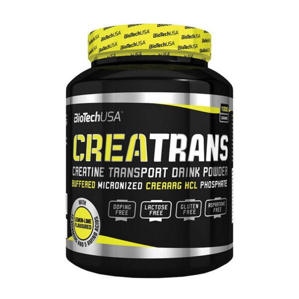 Купить креатин Creatrans (1 кг) от BiotechUSA