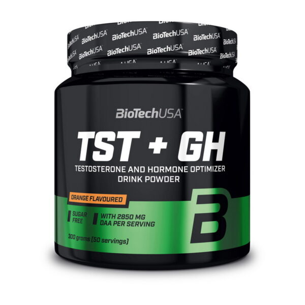 Купить TST+ GH (300 гр) от BiotechUSA