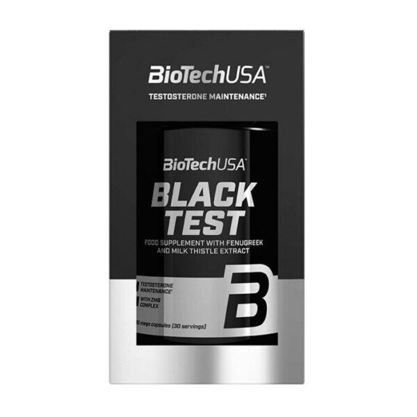 Купить Black Test (90 капсул) от BiotechUSA