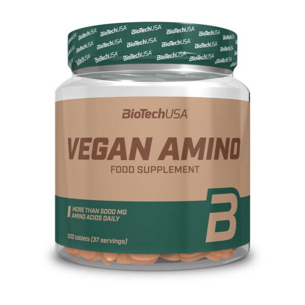 Купить Vegan Amino (330 табл) от BiotechUSA