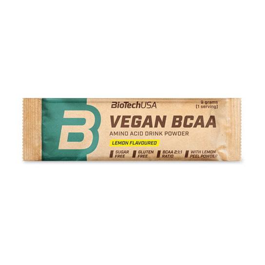 Купить Vegan BCAA (9 гр) от BiotechUSA