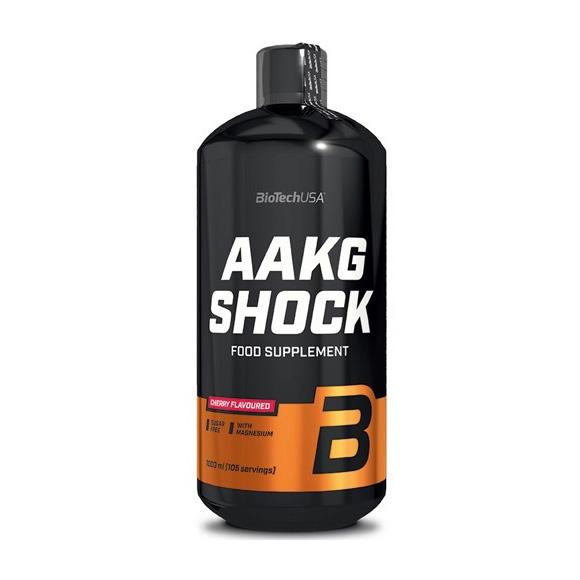 Купить AAKG Shock Extreme (1 л) от BiotechUSA