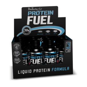Купить Protein Fuel Liquid (12 x 50 мл) от BiotechUSA