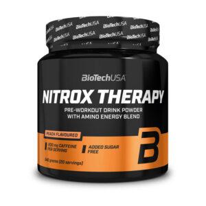 Купить Nitrox Therapy (340 гр) от BiotechUSA