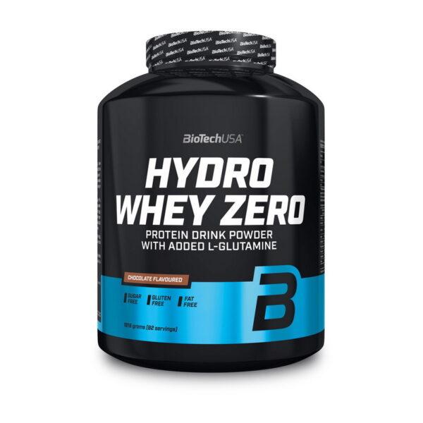 Купить Hydro Whey Zero (1,816 кг) от BiotechUSA