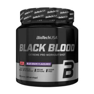 Купить Black Blood CAF+ (300 гр) от BiotechUSA