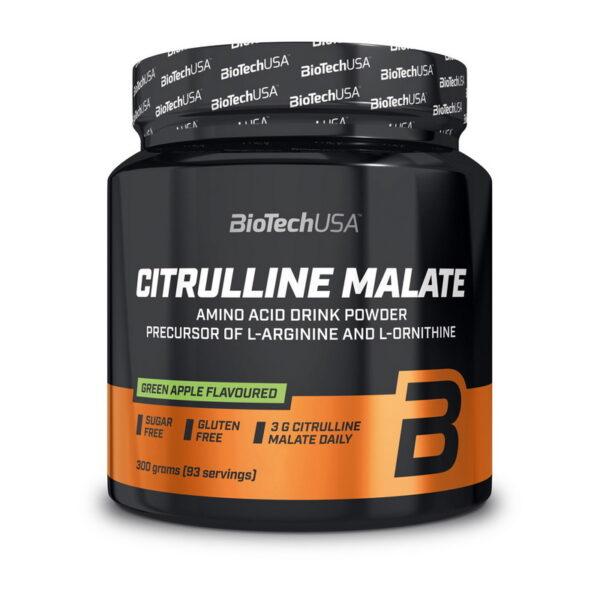 Купить Citrulline Malate (300 гр) от BiotechUSA