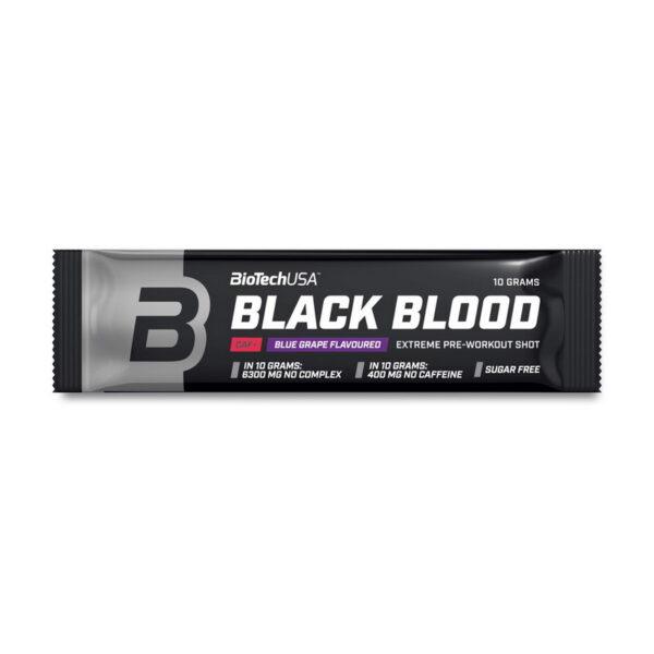 Купить Black Blood Caf+ (10 гр) от BiotechUSA