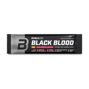 Купить Black Blood Nox+ (19 гр) от BiotechUSA