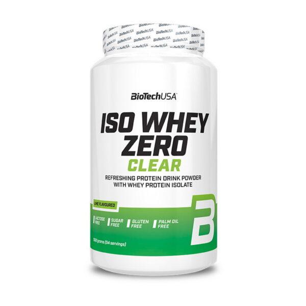 Купить Iso Whey Zero Clear (1,36 кг) от BiotechUSA