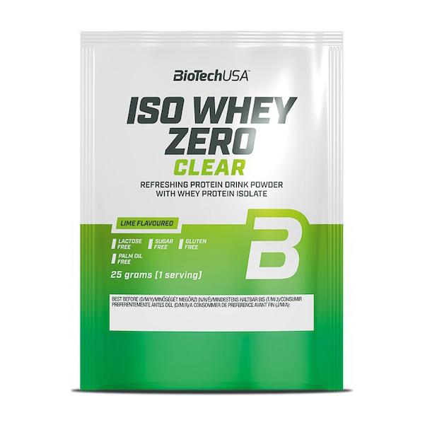 Купить Iso Whey Zero Clear (25 гр) от BiotechUSA