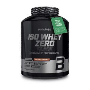 Купить Iso Whey Zero Black (2,27 кг) от BiotechUSA