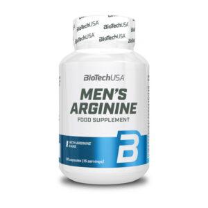 Купить Men`s Arginine (90 капсул) от BiotechUSA